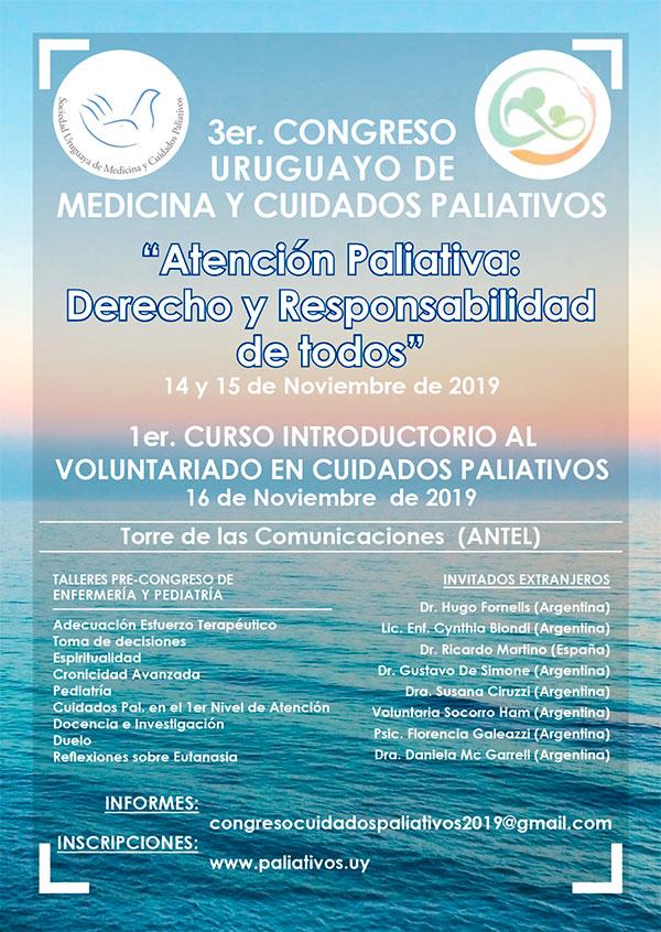 afiche cuidados paliativos 2019