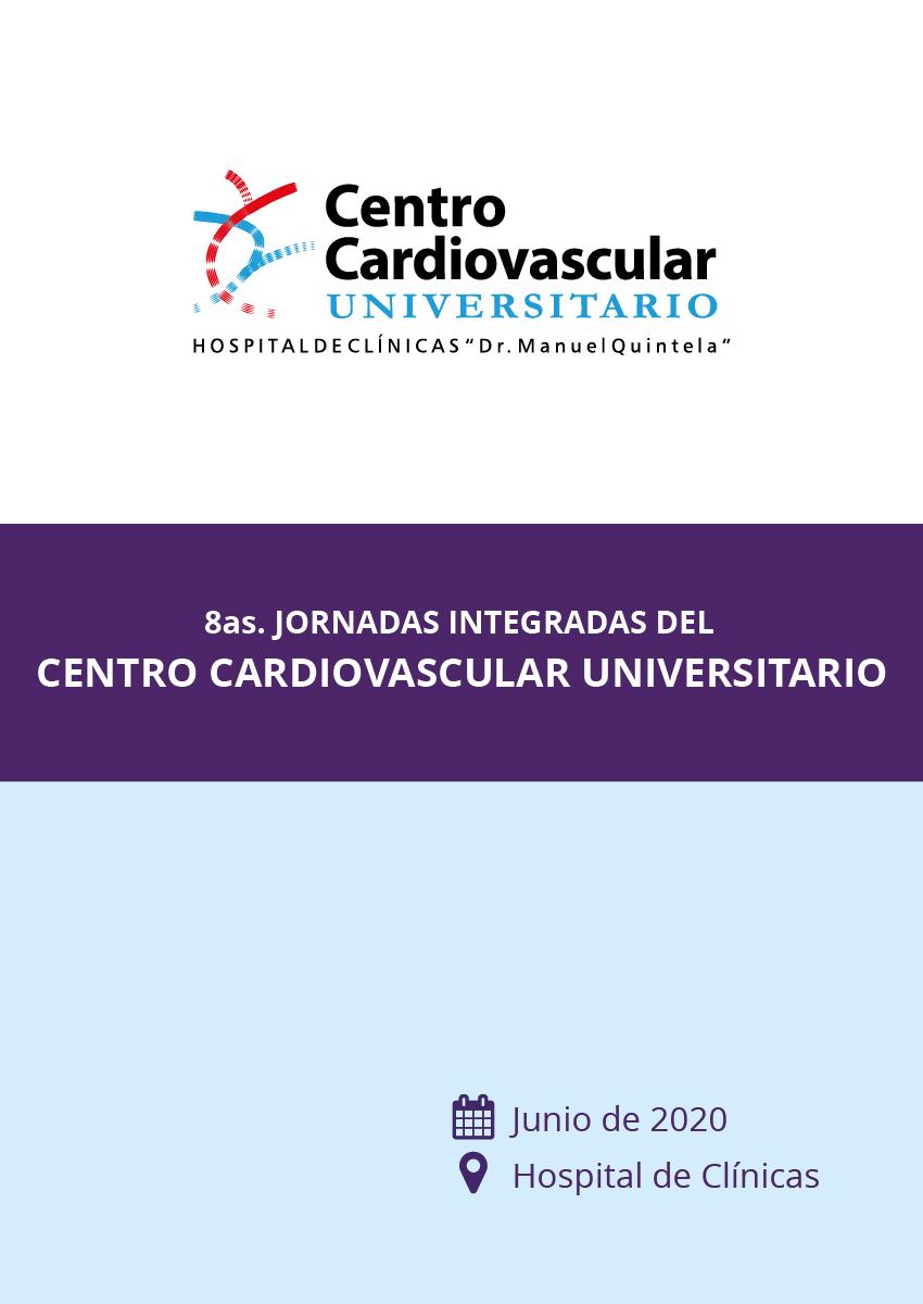 8as JORNADAS INTEGRADAS DEL CENTRO CARDIOVASCULAR UNIVERSITARIO